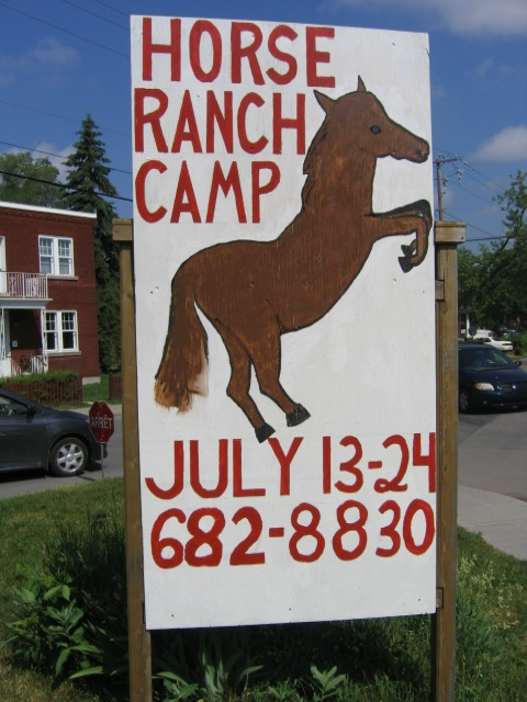 Horse Ranch Camp