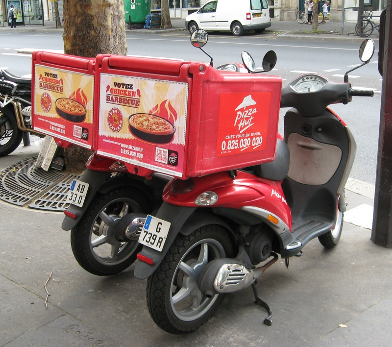 Pizza Hut Paris
