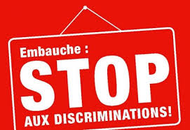 Non aux discriminations
