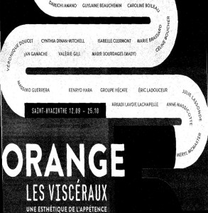 Orange - Les Viscéraux