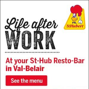 St-Hubert - Life after work