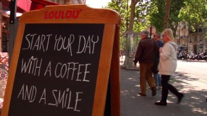 LA LANGUE A TERRE PHOTO 22 - PARIS START YOUR DAY WITH A SMILE