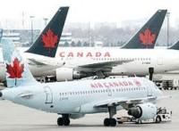 Air Canada s'écrase!