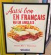 Valentine en faveur de l'anglicisation du français