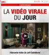 Vidéo de langue anglaise dans un journal électronique de langue française