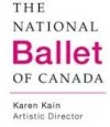 Ballet national du Canada et son site Web unilingue anglais
