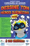 À vos crayons ! Le concours de dessin de la fête nationale du Québec