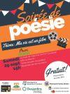 Soirée de poésie : « Ma vie est un film »