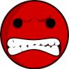 Je suis en colère!