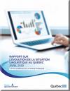 Rapport sur l'évolution de la situation linguistique au Québec