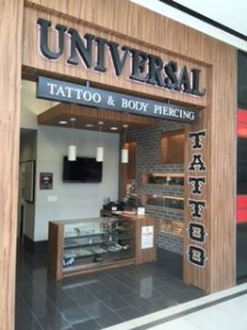 Universal Tattoo & Body Piercing